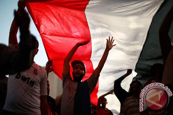 Mesir tegang menanti presiden baru hari ini