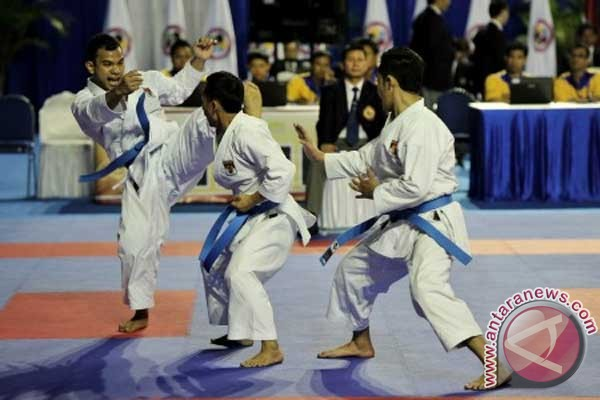 Former Indonesian`s karate ahtlete disappointed with colleague achievement