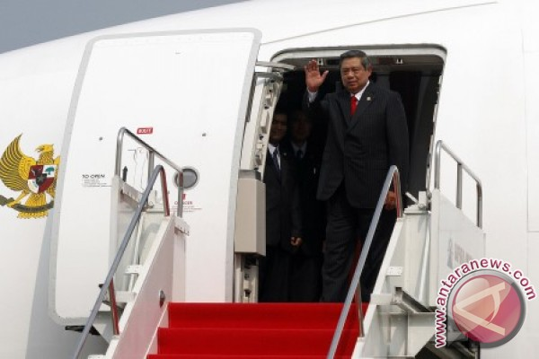 President  Yudhoyono concludes Latin American visit