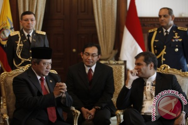 Indonesia, Ecuador agree to explore enhanced cooperation in energy