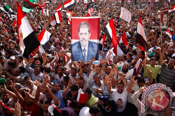 Iran ucapkan selamat kepada presiden baru Mesir