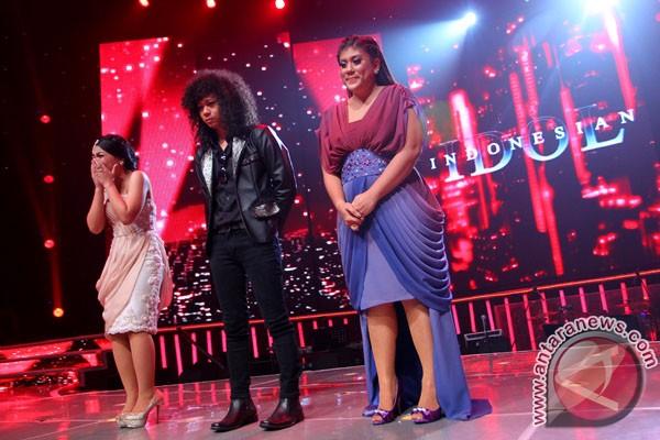 Regina-Sean tunggu dukungan jadi Indonesian Idol