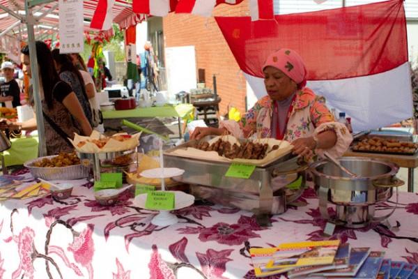Wajah Indonesia di Festival Bunter Siggenthal