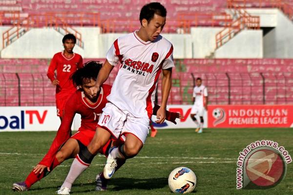 Timnas U-22 uji tanding di Stadion Utama Riau