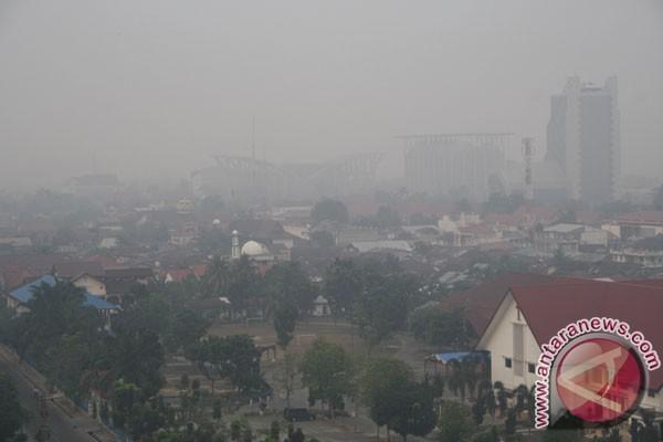 BMKG bantah asap Sumatra sampai ke Thailand