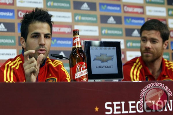 Fabregas hoped to see Indonesian team at World Cup
