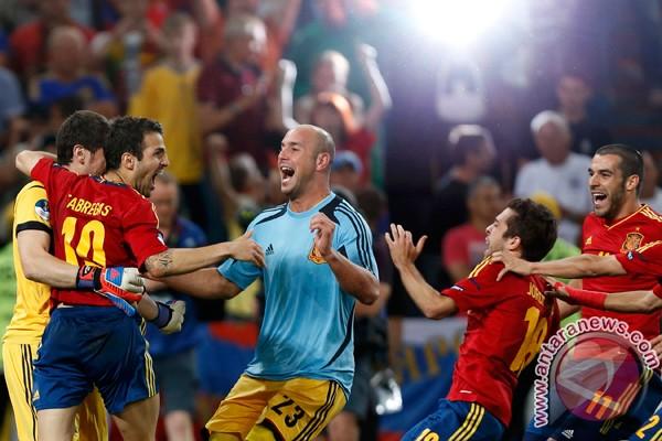 Prediksi laga final Spanyol lawan Italia