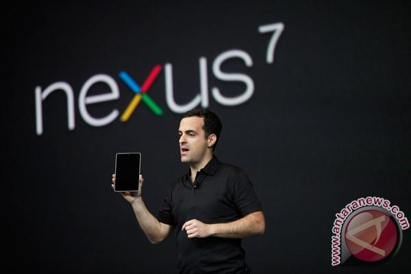 Google kenalkan tablet Nexus 7