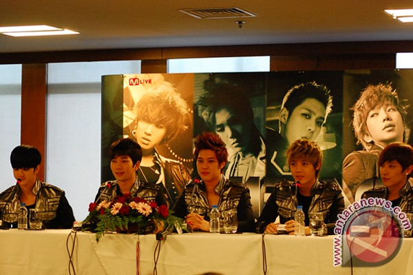 MBLAQ ke Indonesia karena fans