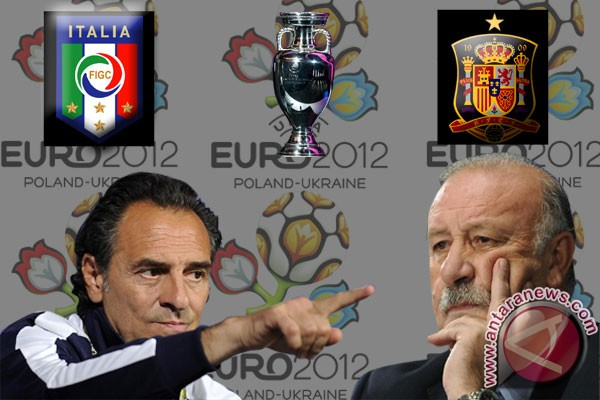 Del Bosque siap lawan Italia