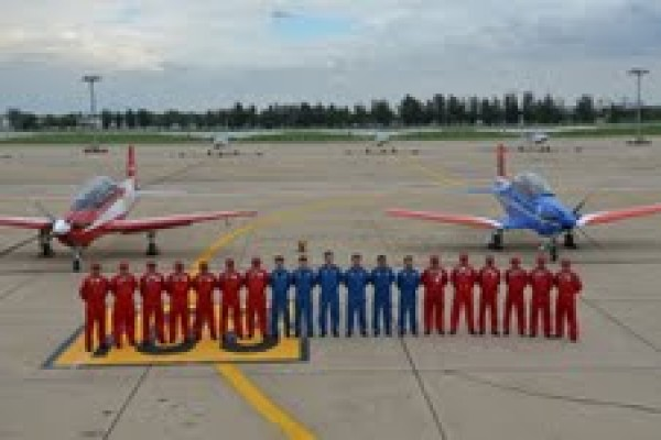 Atraksi TNI AU Pukau Publik Thailand