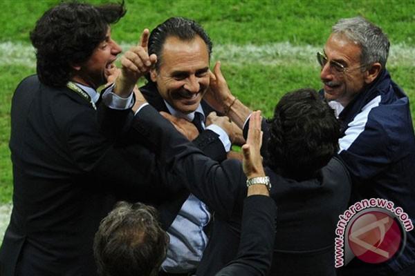 Kalahkan Jerman, Italia tantang Spanyol di final