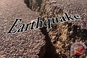 Gempa 5,9 SR Bengkulu tidak berpotensi tsunami