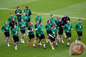 Irlandia di Euro 2016, Robbie Keane sulit tersaingi