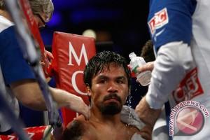 Pacquiao akan naik ring lagi akhir 2016
