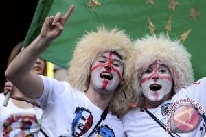 Ribuan pendukung Inggris pergi ke Euro 2016 tanpa tiket