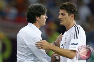 Euro 2016 - Gomez: Tidak gampang mengalahkan Slowakia