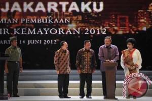 Pembukaan Jakarta Fair 2012