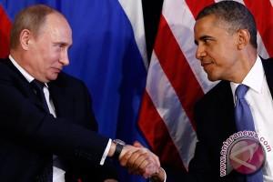 Presiden Putin dan Presiden Obama bahas krisis Suriah, Ukraina