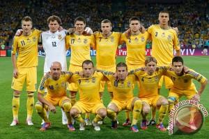 Ditekuk Spanyol 0-1, Ukraina tetap raih tiket play-off