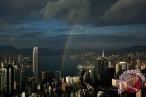 Hujan deras sertai shalat Ied WNI di Hong Kong