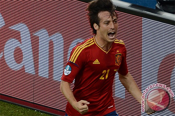 David Silva tolak Real Madrid