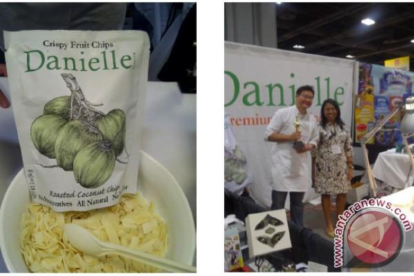 Pengusaha makanan Indonesia raih Sofi Award di AS