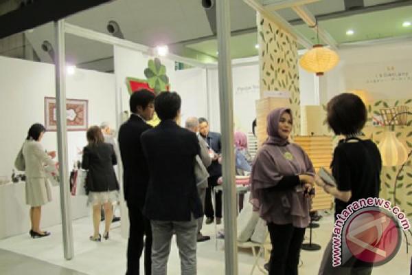 Indonesia tampil beda dalam pameran di Tokyo