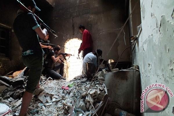Inggris akan tingkatkan bantuan untuk pemberontak Suriah