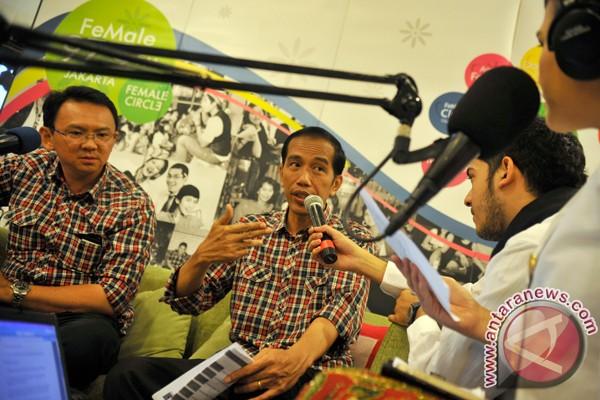 Jokowi-Ahok sementara unggul dalam hitung cepat JSI