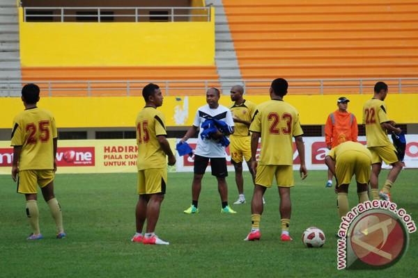Sriwijaya FC tanpa beban jalani