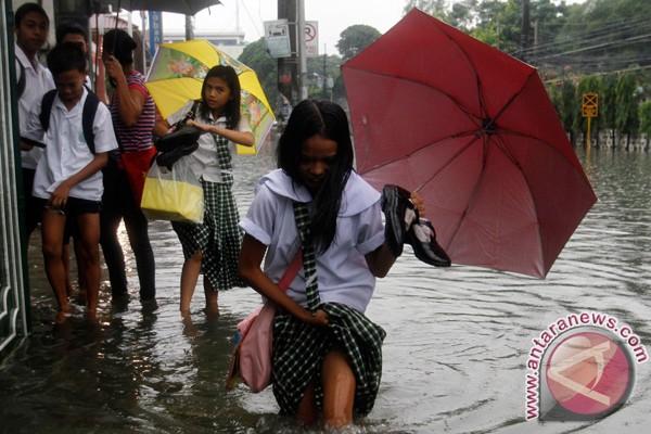 Manila dilanda banjir