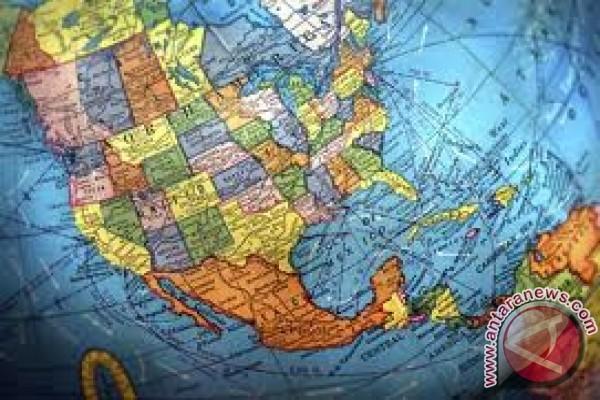Jerman temukan peta langka Amerika