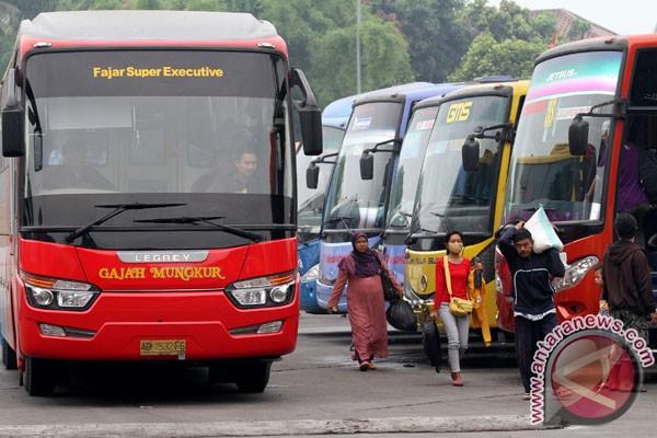 Persiapan Lebaran 1.205 bus uji kelaikan