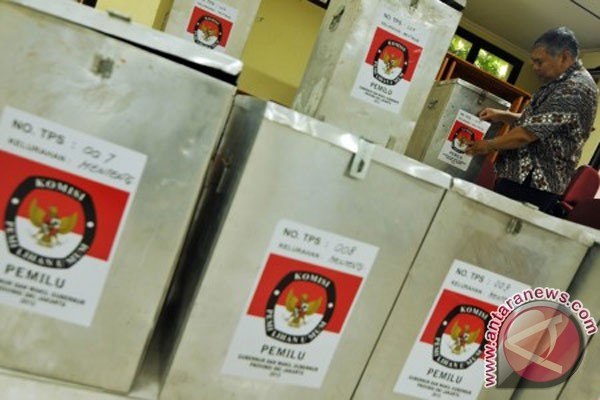 KPU DKI Jakarta gelar penghitungan suara pilkada