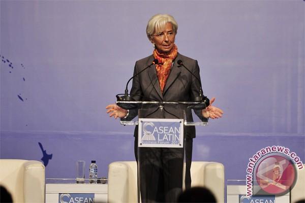 Ketua IMF peringatkan penurunan kepercayaan