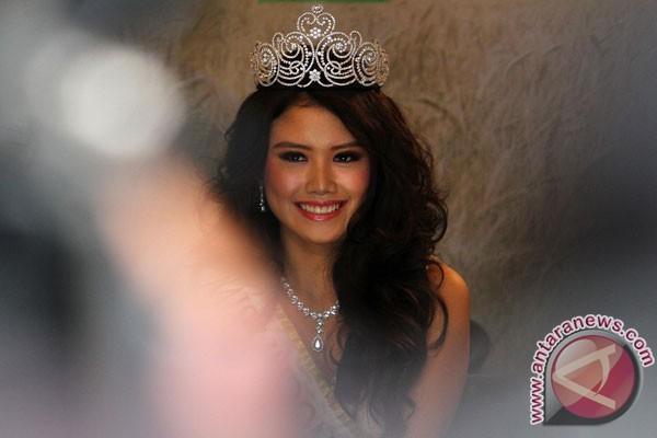 Miss Indonesia 2012 sambut ajang Miss World di Bali