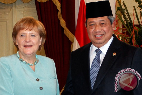 RI, Germany agreed to become strategic partners