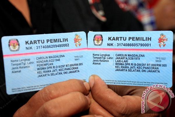 KPU DKI buka pendaftaran pemilih 25-29 Juli