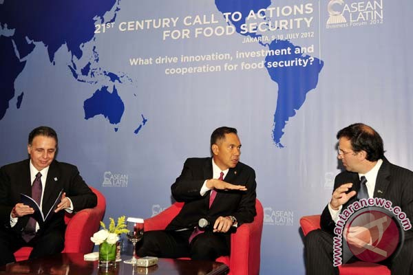ASEAN-Latin masih terkendala konektivitas