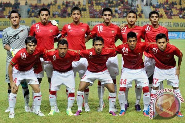 Indonesia sementara ditahan imbang Singapura 0-0