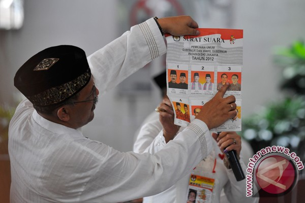SBY harap pilkada putaran dua Jakarta tertib