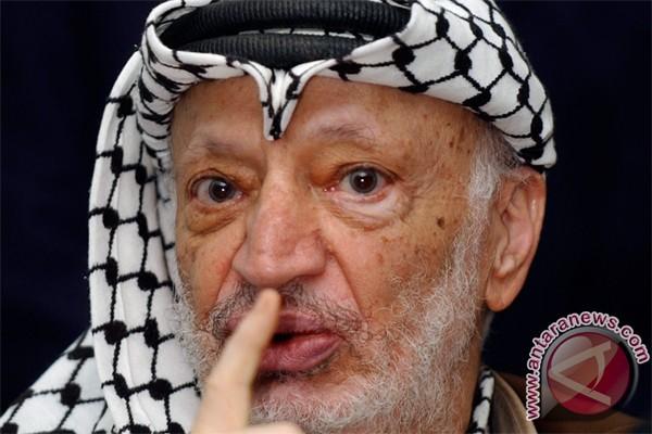 Laboratorium Swiss minta jaminan penyelidikan kematian Arafat