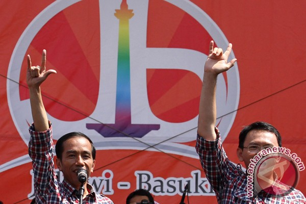 Jokowi diminta tak terpengaruh pernyataan Anas Urbaningrum