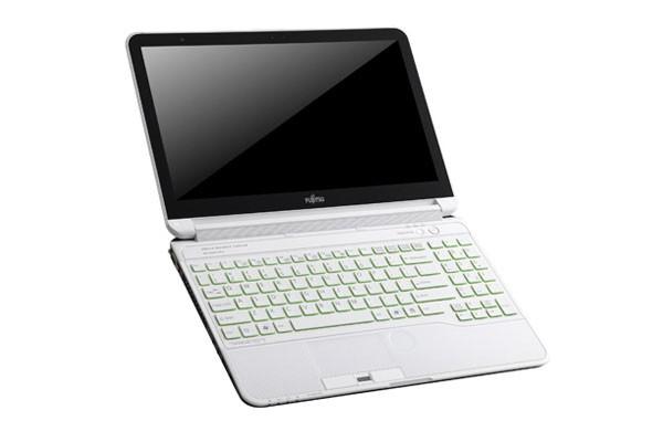 Fujitsu LH772, notebook bertombol angka