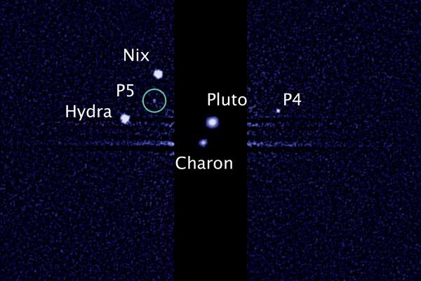 Astronom temukan bulan baru Pluto