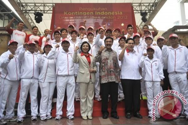 Presiden berharap kontingen Olimpiade raih emas