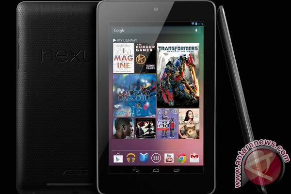 Google mulai kirimkan Nexus 7