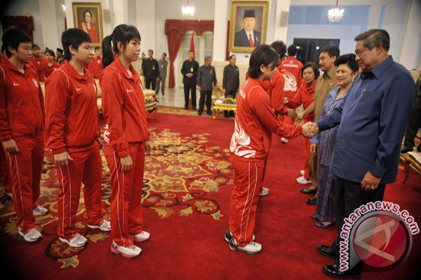Govt to give Rp1 bln in bonus for its Olympic gold medalist