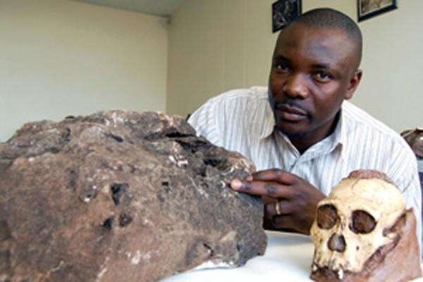 Ilmuwan temukan kerangka kerabat manusia